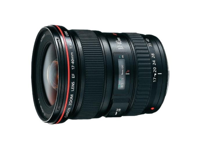 Canon EF 17-40 f/4 L