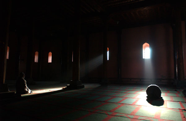 © Ami Vitale, Gujarat, Hindistan | Işık Kalitesi, Grafik, Ruh Hali