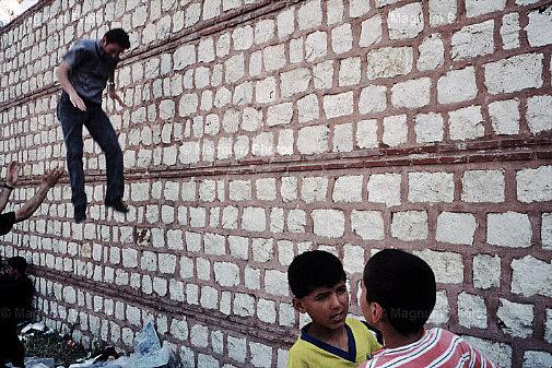 Alex Webb, © Magnum Photos, Istanbul, Görsel Sürpriz, Katmanlar, Giriş Noktası
