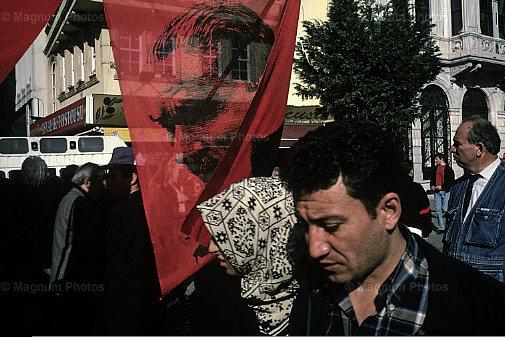Alex Webb ©Magnum Photos, Istanbul