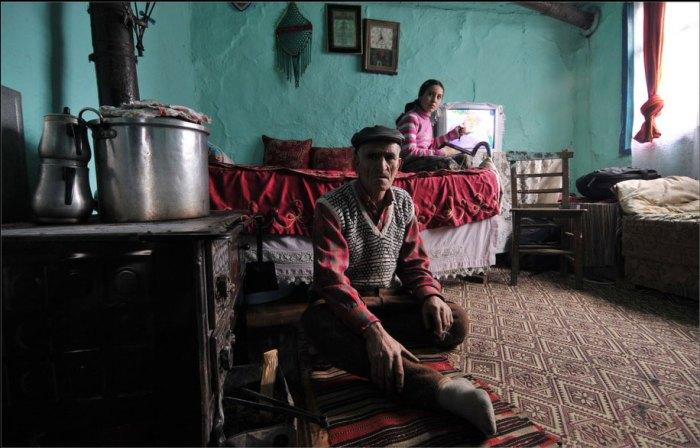 Bufsad Belgesel Atölyesi, Köy evinde baba ile kızı