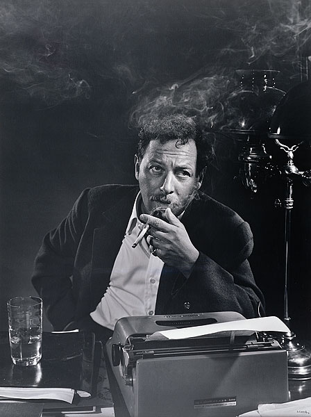 Tennessee Williams, Yousuf Karsh tarafından