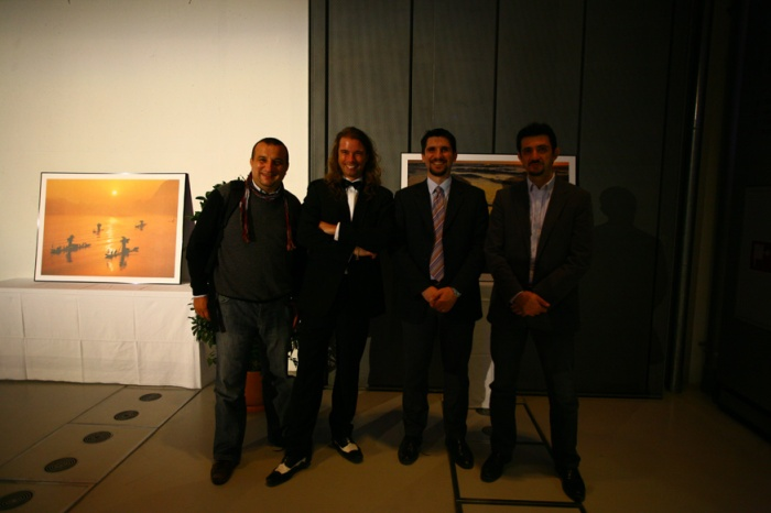 BUFSAD Heyeti, Dr.Hinterobermeier ile